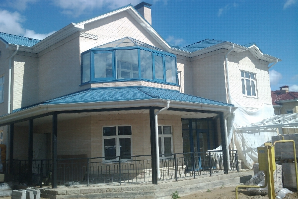 Загородные дома в пос. Михайловка, фото №3