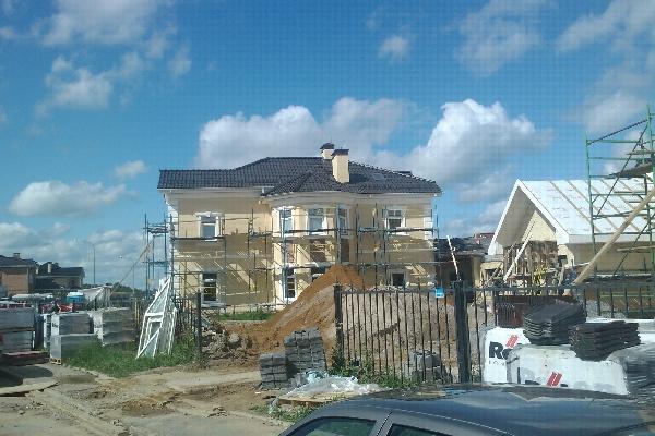 Загородные дома в пос. Михайловка, фото №4
