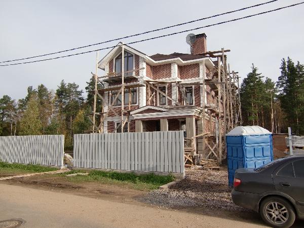 Частный дом в Репино, фото №9