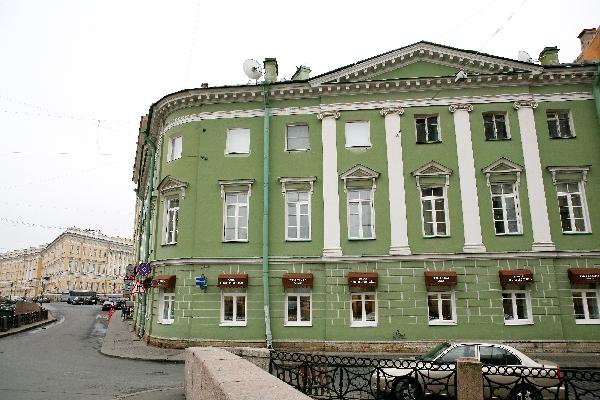 Галерея Посольство Плёса на наб. реки Мойки, фото №7