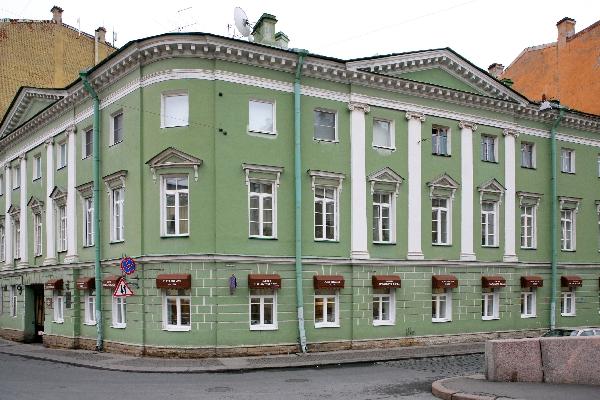 Галерея Посольство Плёса на наб. реки Мойки, фото №8