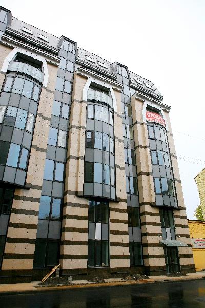 Элитный жилой дом на улице Яблочкова, д.9