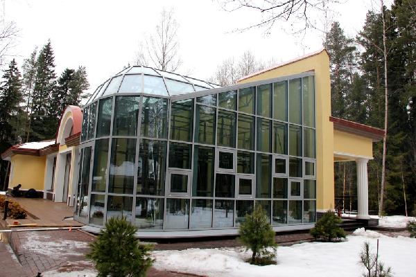Оранжерея в Репино, фото №9