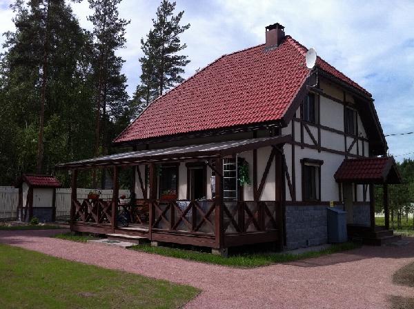 Загородный дом в п. Кирилловское, фото №3