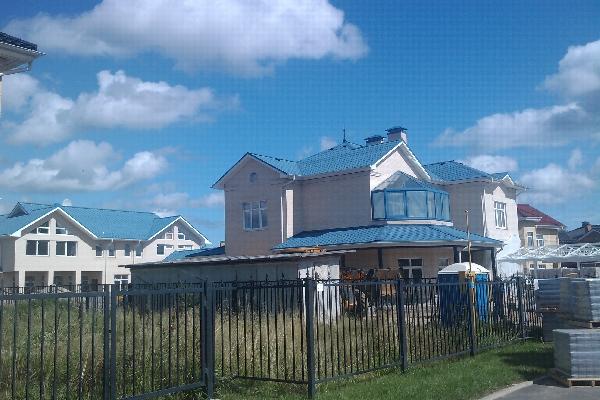 Загородные дома в пос. Михайловка