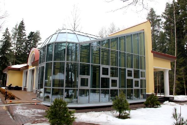 Оранжерея в Репино, фото №8