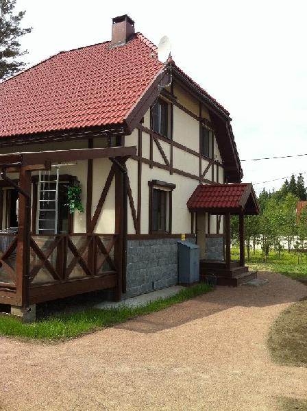 Загородный дом в п. Кирилловское, фото №2