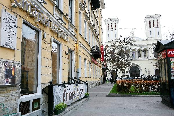 Ресторан Две Палочки, Невский 22, фото №2