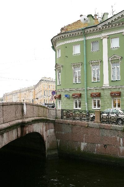 Галерея Посольство Плёса на наб. реки Мойки, фото №5