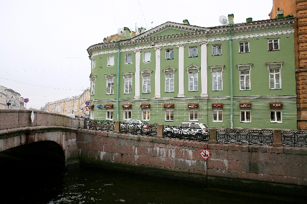 Галерея Посольство Плёса на наб. реки Мойки, фото №6